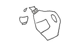 柔軟剤マーク