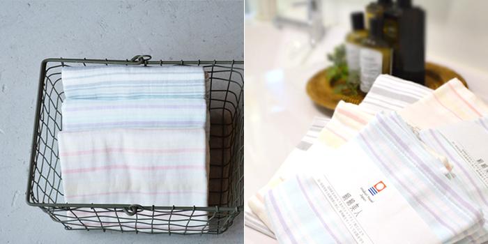 今治タオルの絹綿美人タオルイメージ