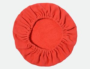 頭巾の内側