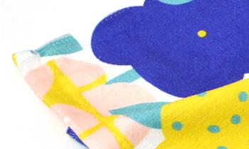 今治タオルの雲ごこちタオル、数量限定カラーイメージ